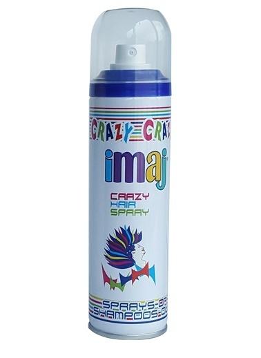 İmaj Crazy Saç Spray Lacivert 100Ml Lacivert